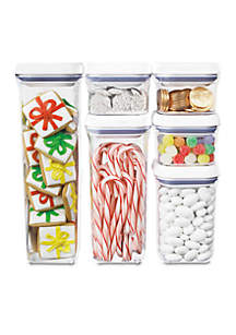 OXO Good Grips 10-Piece POP Container Set