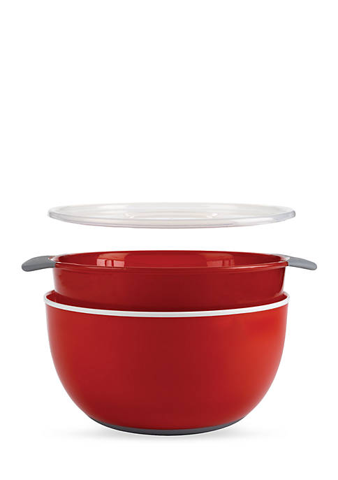OXO 3-Piece Large Bowl & Colander Set