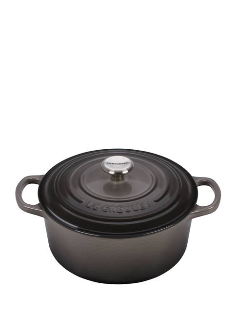 3.5 Quart Signature Round Dutch Oven