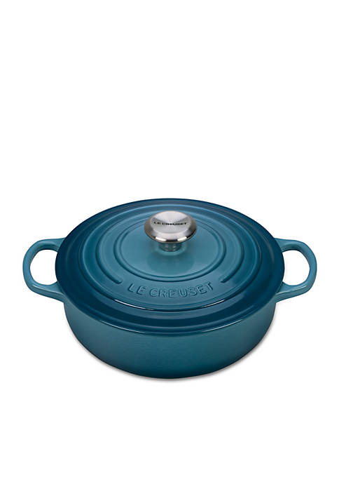 Le Creuset Signature 6.75-qt. Round Wide Oven