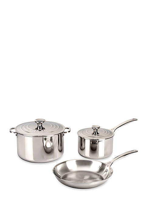 5-Piece Stainless Steel Set