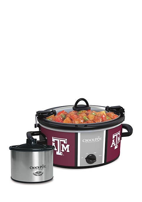 CrockPot Texas A&M University Crock-Pot Slow Cooker with