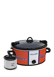 University of Florida CrockPot Slow Cooker with Lil Dipper