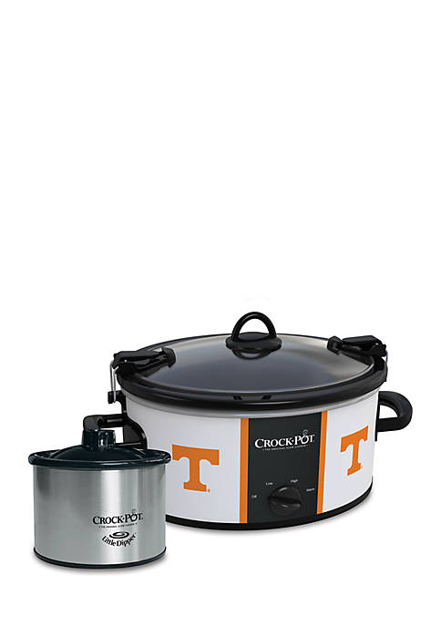 CrockPot University of Tennessee Slow Cooker with Lil