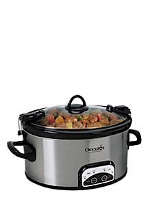 6-qt. Programmable Cook & Carry Slow Cooker SCCPVL605S