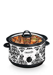 4.5-qt. Damask Slow Cooker - SCR450PT