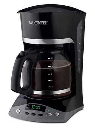 Mr Coffee 12 Cup Programmable Coffee Maker Skx23 Belk