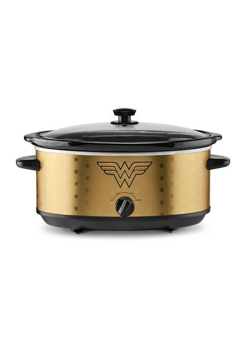 DC COMICS™ Wonder Woman Slow Cooker