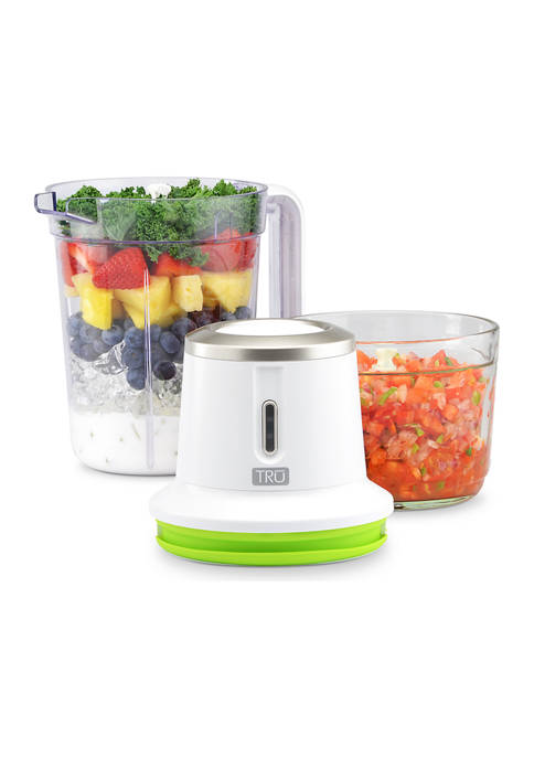 Cordless Collection Chopper/Blender Combo