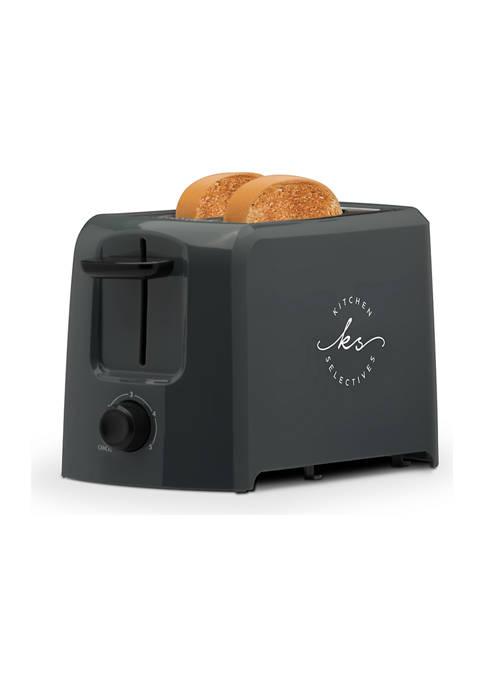 Kitchen Selectives 2 Slice Toaster