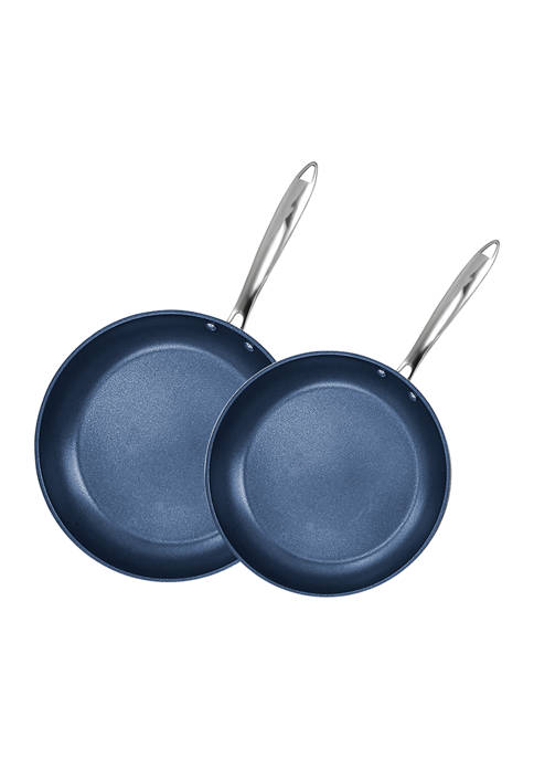 Granite Stone Diamond Professional Blue 2 Piece Aluminum