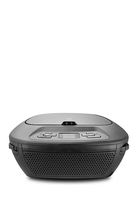 gpx® Bluetooth CD AM/FM Boombox