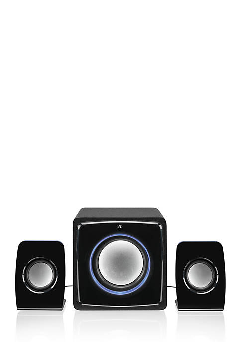gpx® Bluetooth 2.1 Channel Home Music System With