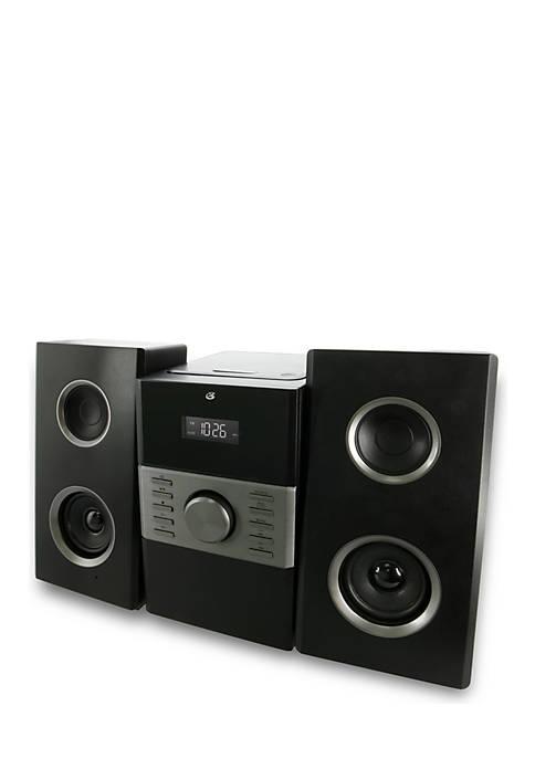 gpx® Home Music CD AM/FM Remote Radio