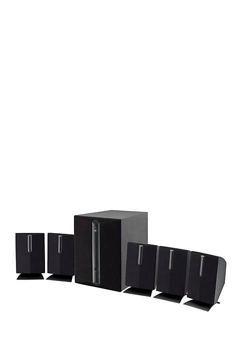 gpx® 5.1 Channel Speaker System