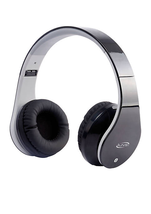 iLive Bluetooth AUX Headphones