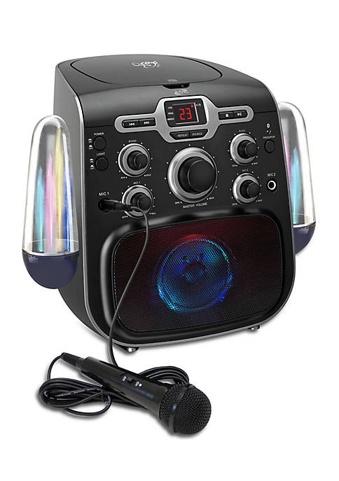 Bluetooth Karaoke Player With Water Show