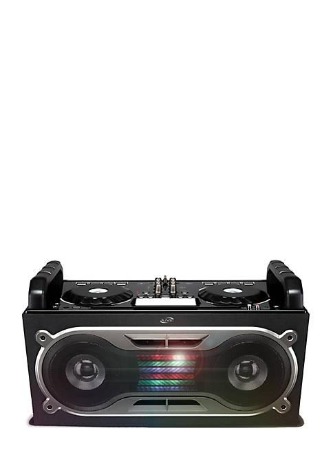 iLive Bluetooth Karaoke DJ Machine