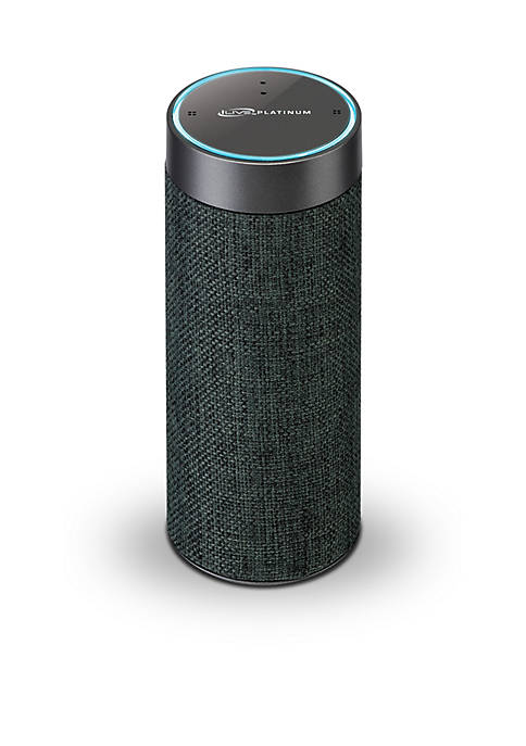 iLive Portable Wireless Speaker with Bluetooth and Amazon