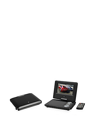 Portable DVD Player With TFT Remote