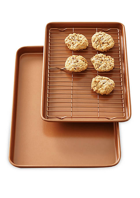 Biltmore® 3-Piece Cookie Pan Set