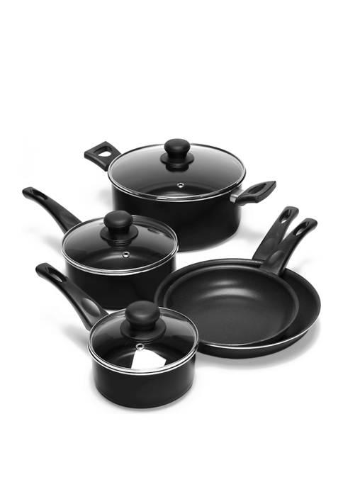 8 Piece Nonstick Cookware Set