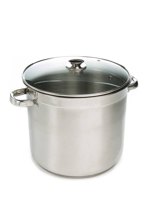 Cooks Tools™ Stainless 16-qt. Stock Pot
