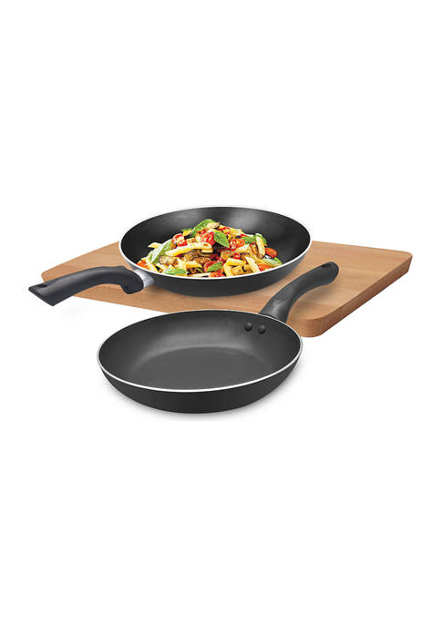 Cooks Tools™ Set of 2 Non-Stick Frying Pans