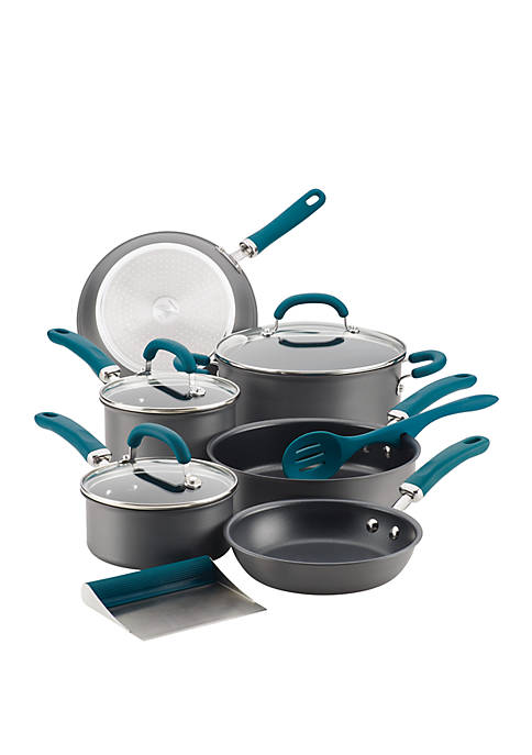 Rachael Ray Create Delicious Hard-Anodized Aluminum Nonstick