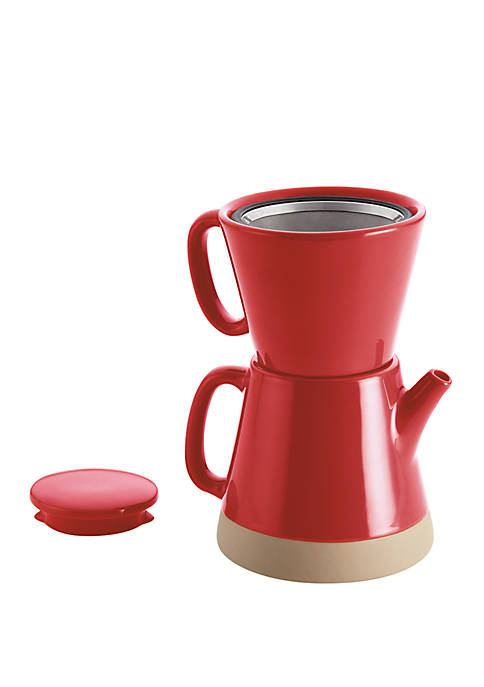 5 Cup Ceramic Pour Over Coffee Set