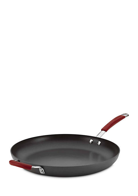 Cucina Hard-Anodized Nonstick 14-in. Skillet with Helper Handle