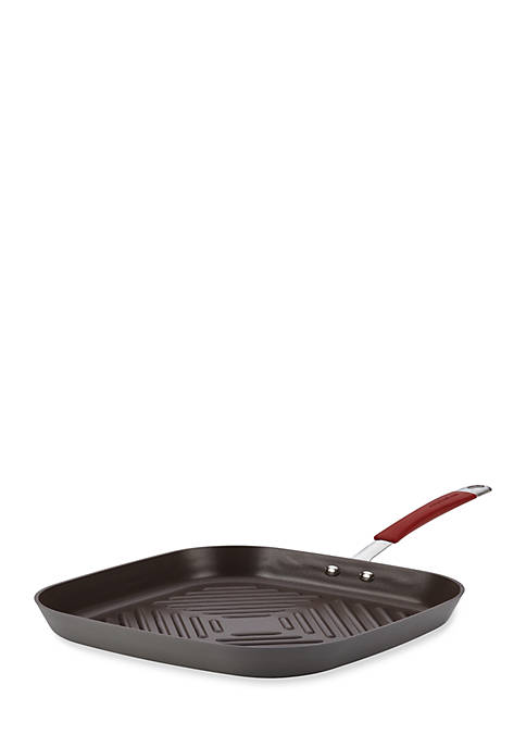 Rachael Ray Cucina Hard-Anodized Nonstick 11-in. Deep Square