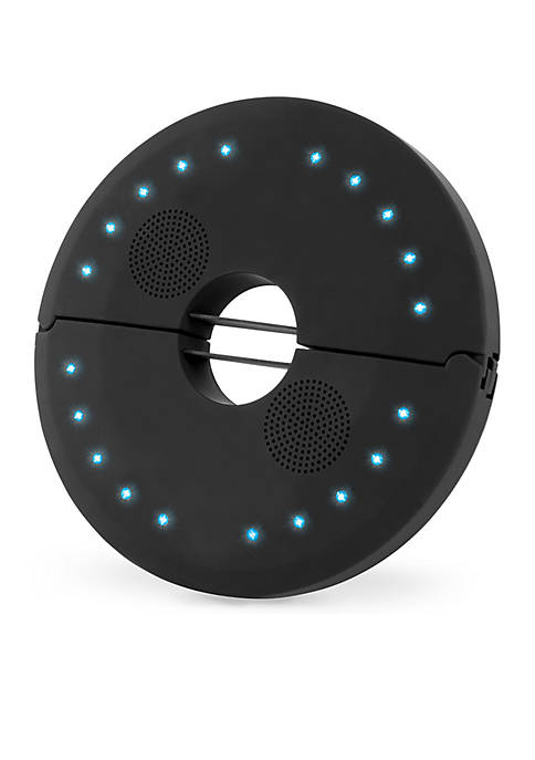 Innovative Technology 0IT LED Umbrella Bluetooth Music Speaker