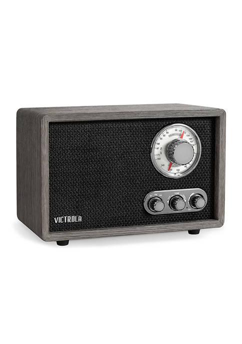 Linden Wood Bluetooth Radio