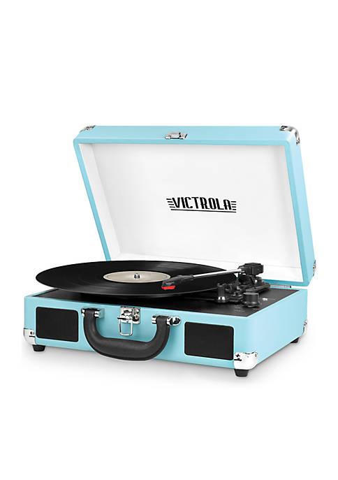 Innovative Technology Victrola Suitcase Turntable