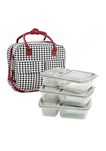 Jaclyn Insulated Lunch Tote Set