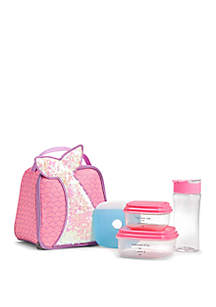 Fit & Fresh Arielle Insulated Lunch Bag Kit
