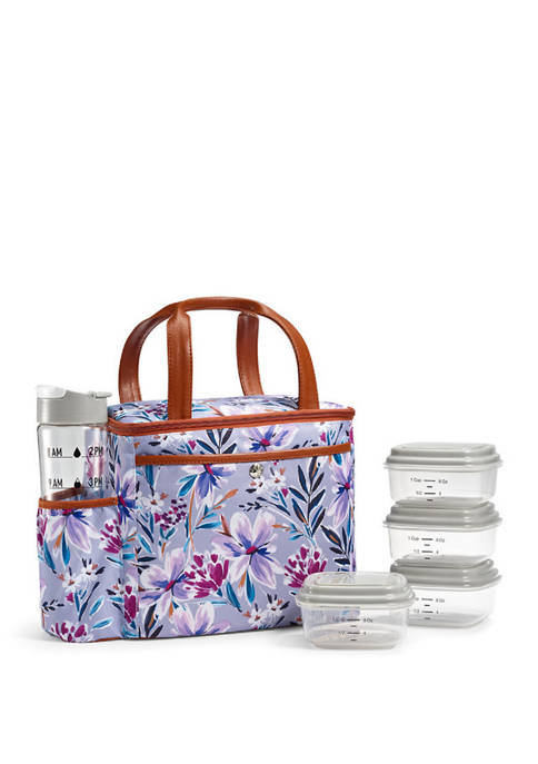 Fit & Fresh Mapleton Lunch Set with Reusable