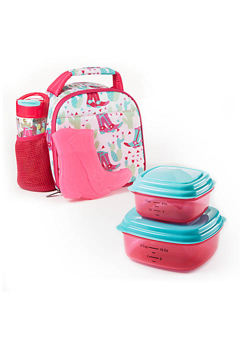 Fit & Fresh Lillie Insulated Lunch Bag with