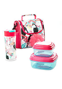 Melissa Insulated Lunch Bag Set