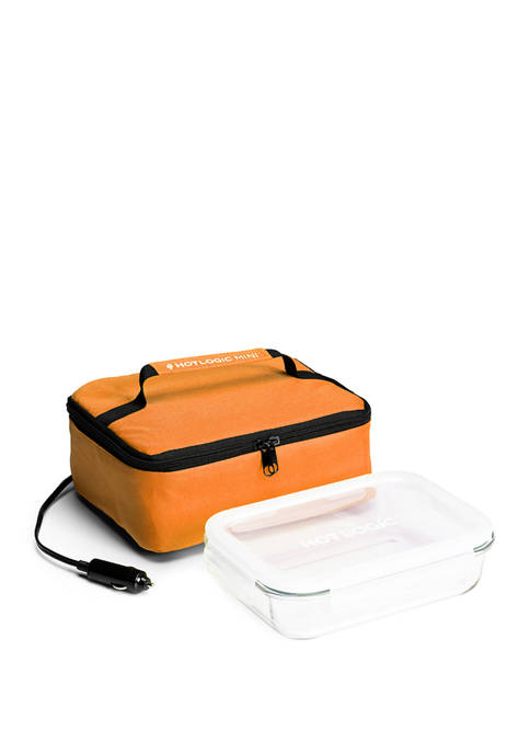 120 Volt Food Warming Tote, Lunch Bag with Glass Dish