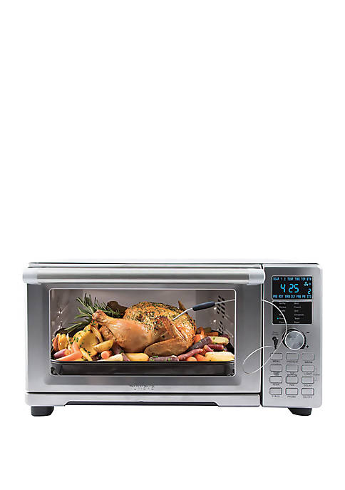 Bravo XL Air Fryer Stainless Steel Toaster Oven