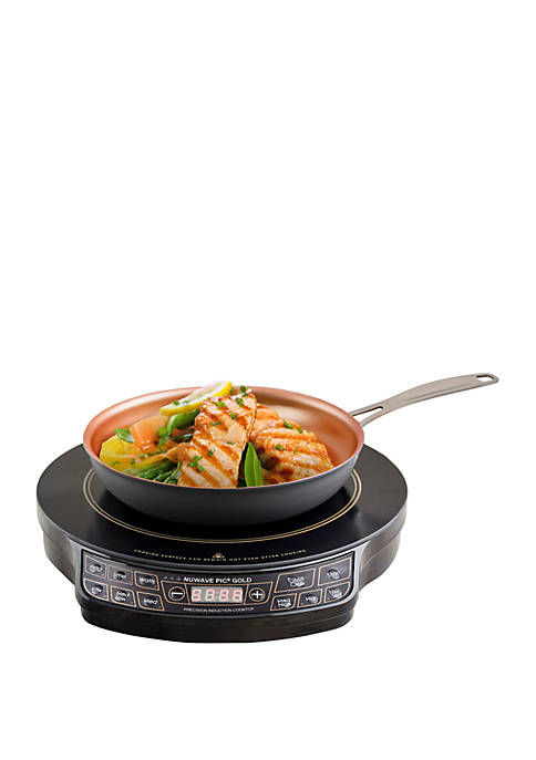 PIC Gold Precision Induction Cooktop with 10.5 in