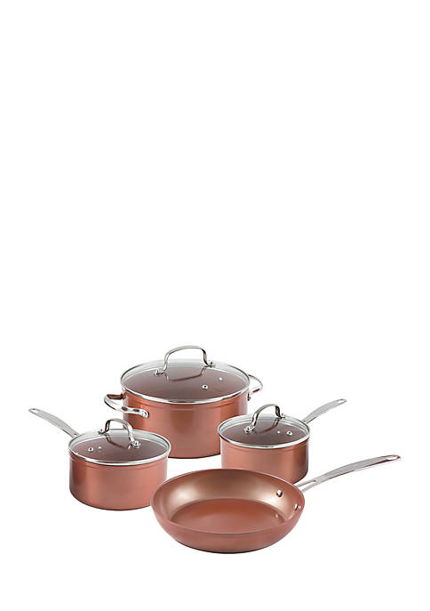 NuWave™ 7-Piece Forged Aluminum Cook Set