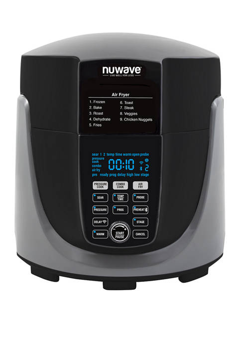 NuWave™ Duet Pressure Cooker and Air Fryer Combo