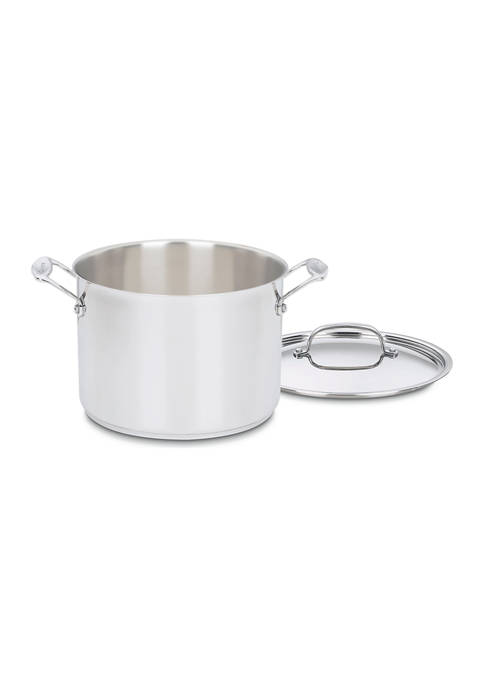 Cuisinart Chefs Classic Stainless Stockpot with Cover