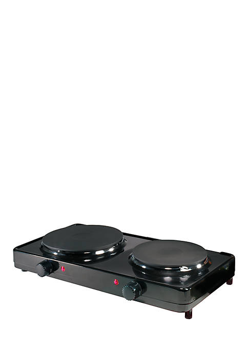 Aroma Double Burner Hot Plate AHP-312