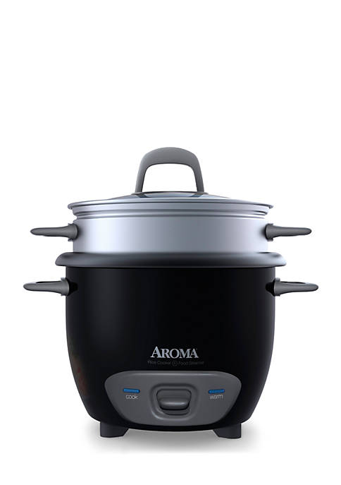 6-Cup Pot Style Rice Cooker ARC-743-1NGB - Online Only