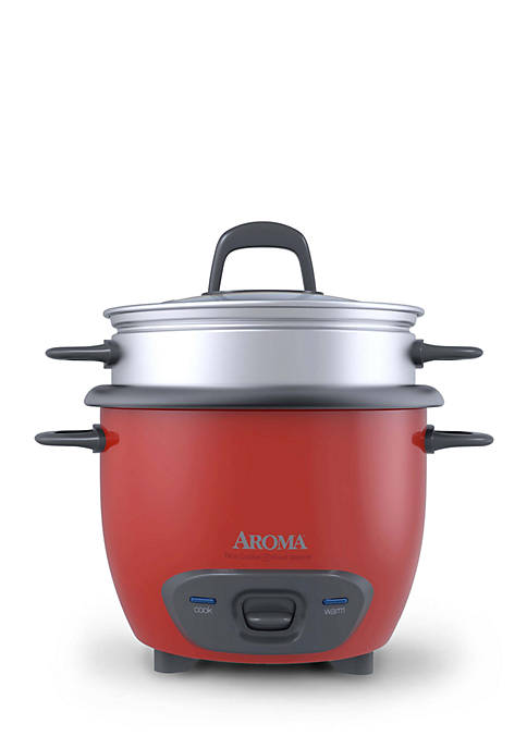 6-Cup Rice Cooker ARC-743-1NGR - Online Only