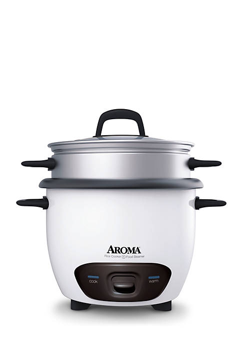 Aroma 14-Cup Rice Cooker and Food Steamer ARC-747-1NG